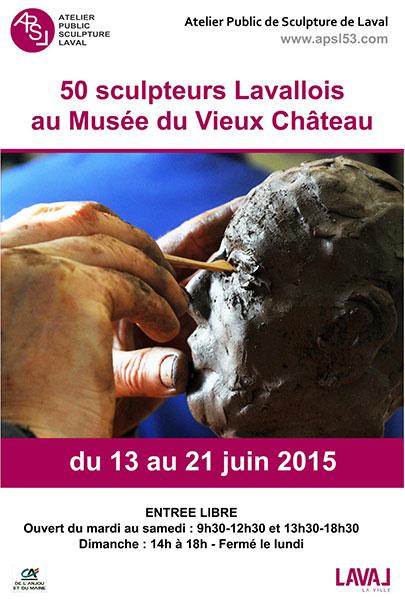 Exposition Château de Laval