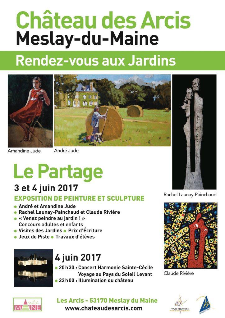 Expo au Château des Arcis