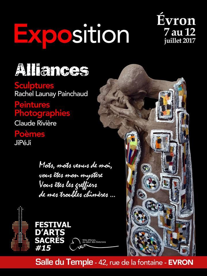 Arts Sacres Evron 2017