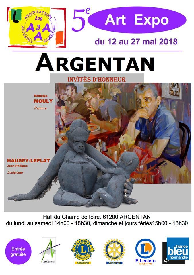 5e Art Expo - Argentan